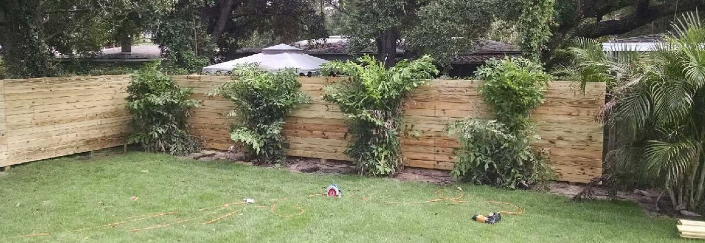 Tampa Fence Installation Company Fencing And Gates West Florida