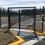 Custom Personnel Security Gate