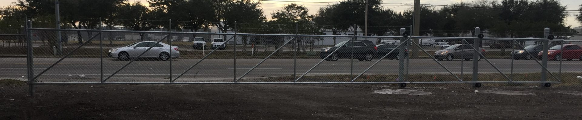 Tampa Commercial Fencing Fences For Commercial Buildings