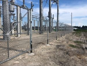 Moccasin Substation