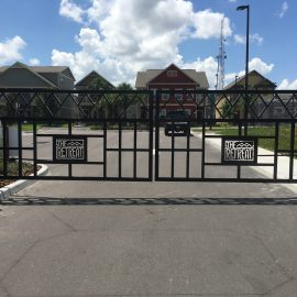 Custom gates with operators at the retreat 2